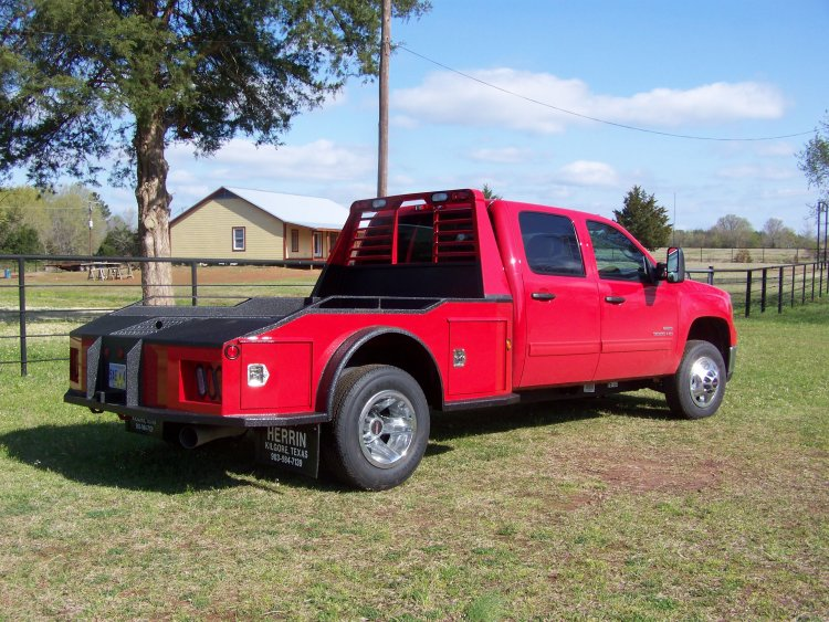 Chevygooseneckhaulerbed on Chevy S10 Bed Length
